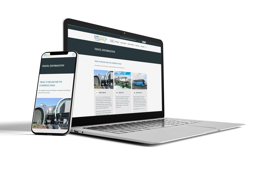 EPPC 2018 Responsive Website